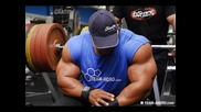 Roelly Winklaar Interview - Chest/bicep Workout