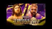 Wwe Wrestlemania 30 ето това вече е официалната Match-карта