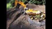 Liebherr R944 excavateur Rc