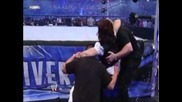 Wwe Wrestlemania 25: John Cena vs Edge vs Big Show Hq Full Match + Promo