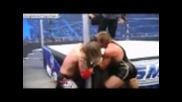 Edge vs Jack swagger
