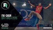 Fik-shun | Frontrow | World of Dance