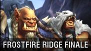 Frostfire Ridge Finale Cinematic - Warlords of Draenor