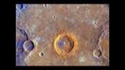 Меркурий: Нови снимки на Наса