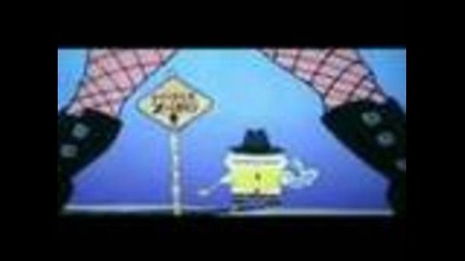 Spongbob Squarepants - I like to move it!!!