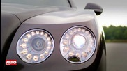 Bentley Flying Spur 2013: Teaser-video vor Premiere auf Genfer Autosalon