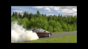 Bmw e36 burnout - Hd