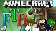 "Minecraft: Feed the Beast #7 ""exploding Bears"""