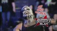 Jeff Hardy Return in Summerslam 2013