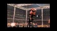 Brock Lesnar Vs. Undertaker Highlights