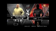 Smackdown Vs. Raw 2010 all Characters