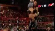 Wwe - Undertaker & John Cena Vs. Dx Vs. Big Show & Chris Jericho 2009