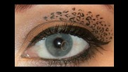 Dionysus Leopard Print Eyes Wearable Wednesday