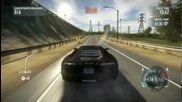 Need for Speed The Run - Lamborghini Aventador / Porsche Rauh Rwb Gameplay [hd720p]