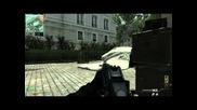 Gtx 590 Quad Sli Fraps Test on Modern Warfare 3 (klinda)