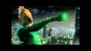 Movie Juice - Green Lantern (2011) Movie Trailer