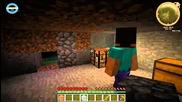 Minecraft: Тройно оцеляване. Епизод 1 ( Началото )