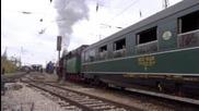Парен локомотив 01.23 на гара Подуяне - част 2