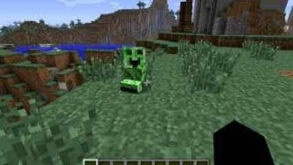 minecraft mod za baby creeper
