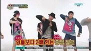 [hd] 130904 Weekly Idol B.a.p - Badman Random Play Dance