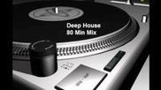 Deep Tech House Music - 80 Minutes Mix