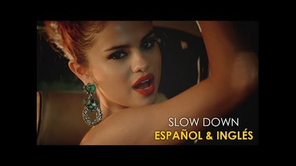 Slow Down - Selena Gomez (official Video)