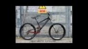 Most Beautiful Downhill Bikes - New Version 2011