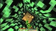 Ocelqvane na Minecraft snapshot 13w34b