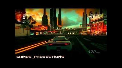 Ridge Racer Unbounded - Gameplay - Епично Начало