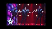 Britains got Talent - Yanis Marshall,arnaud and Mehdi