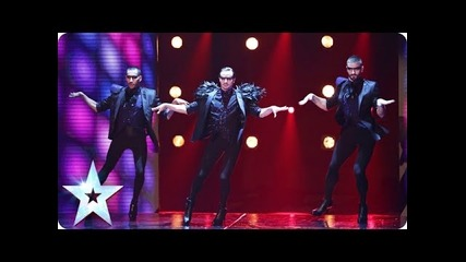 Britains got Talent - Yanis Marshall,arnaud and Mehdi