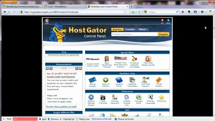 How to Install Moodle on Shared Hosting via cpanel