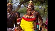 Хамер и Каро - самые экзотические и агрессивные племена