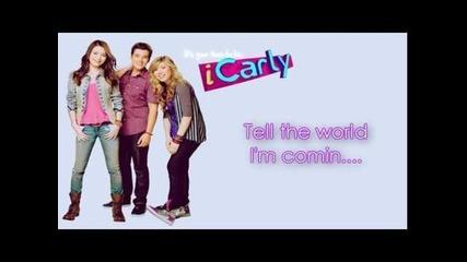 icarly Cast - I'm coming home (cover) lyrics