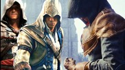 Assassin's Creed Unity Complete Video - Official Trailer, Analysis, Gameplay Ideas, Connor and More!