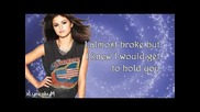 Selena Gomez & The Scene - I Got U [lyrics]
