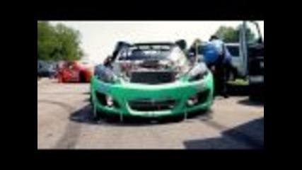 2010 Formula Drift Atlanta - Dai Rocks Hotlanta