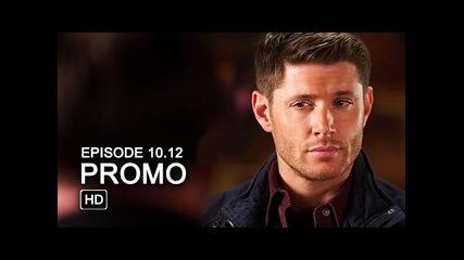 Supernatural 10x12 Promo - About a Boy