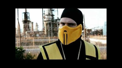Mortal Kombat: Scorpion Rap
