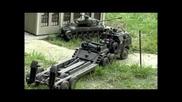 Dragon Wagon 1/16 - Tank _ Panzer - Battelfield Part 4