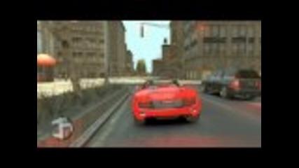 Gta 4 - Audi R8 V10 Spyder 1080p