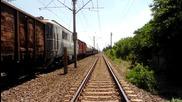 Товарен влак на Cfr Marfa
