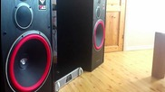 """Cerwin Vega Ve-15f """"bass i love you"""" and more.."""