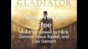 Gladiator Soundtrack - Elysium, Honor Him, Now We Are Free