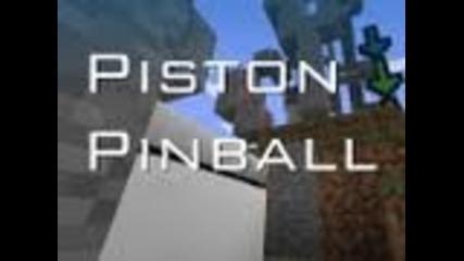 Minecraft - Piston Pinball