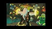 Lego Ninjago: Shadow of Ronin Walkthrough Part 12 - Fulcrum Chamber & The Endless Ocean