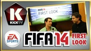 Fifa 14 Is Here - The First Look at New Content & Animations