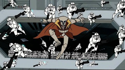 Star Wars: Clone Wars (the Original) част 9