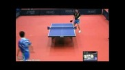 Тенис на маса - готини разигравания Qatar Open