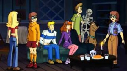 A Scooby-doo Halloween (part one)